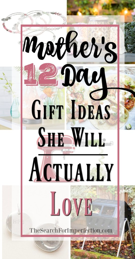 Great Mother's Day gift ideas that she will really enjoy!