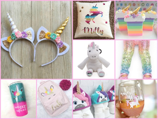 Unique Unicorn Gifts  A Gift Guide for the Unicorn Lover