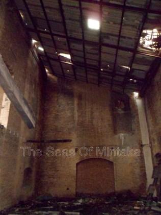 Interior Sugar Factory Tarajal Malaga