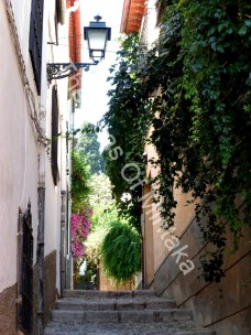Albaizin Granada
