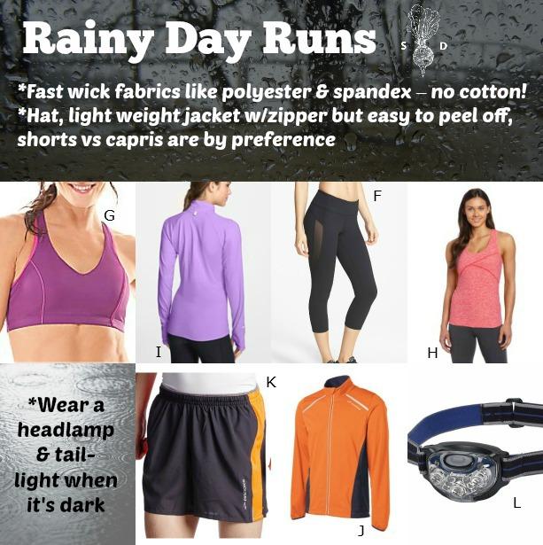 rainy day runs 2