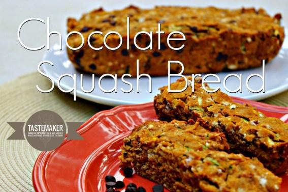 Chocolate Squash Bread
