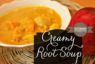 Creamy Root Soup