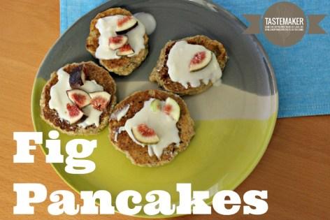 Fig Pancakes