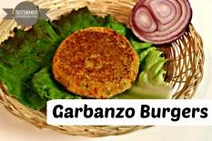 Garbanzo Burgers