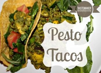 Pesto Tacos