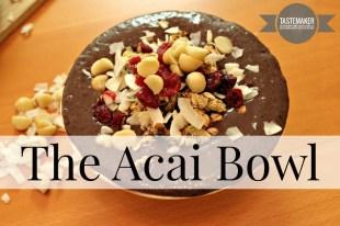 The Acai Bowl