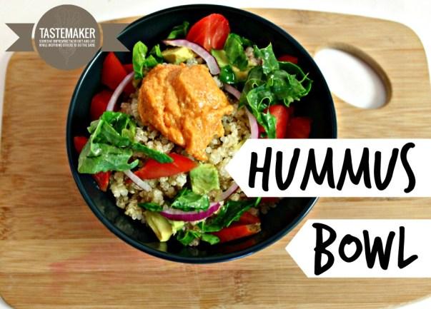 Hummus Bowl