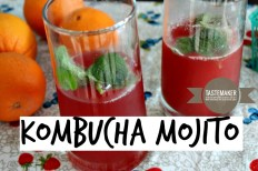 Kombucha Mojito