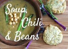 Soup, Chili and Beans Recipes