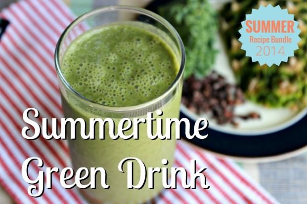 Summer Green Drink