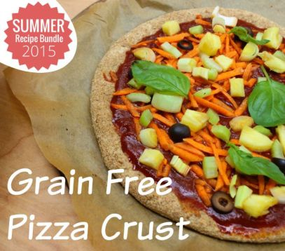Grain Free Pizza Crust2