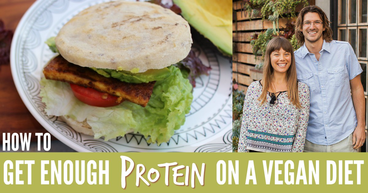 How To Get Enough Protein On A Vegan Diet