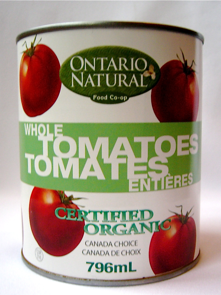 Canned tomatoes are a decent alternative to fresh for winter sauces