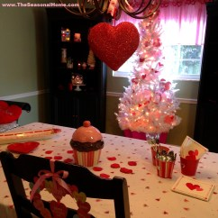 Hanging Chair For Bedroom Target Walmart High Chairs Creative, Re-purposed Decorations Valentine's Day « The Seasonal Home