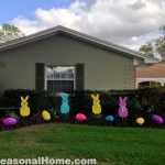 Large Outdoor Easter Decorations Easy Craft Ideas
