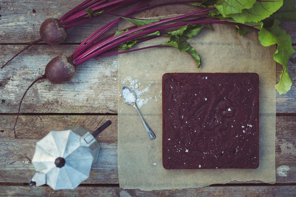 Beetroot, Cocoa and Sea Salt Cake   https://theseasonaltable.co.uk/sweet/beetroot-cocoa-and-sea-salt-cake/