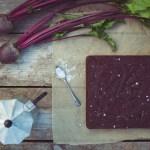 Beetroot, Cocoa and Sea Salt Cake -- Seasonal Food   https://theseasonaltable.co.uk/sweet/beetroot-cocoa-and-sea-salt-cake/