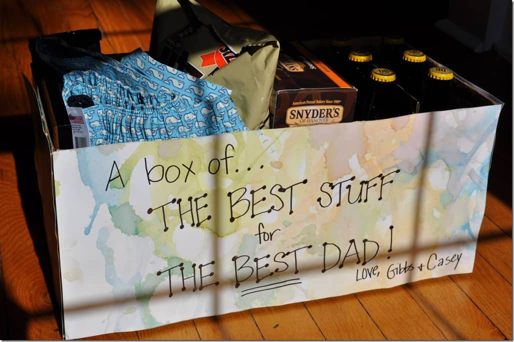 Fathers Day Box of Favorites