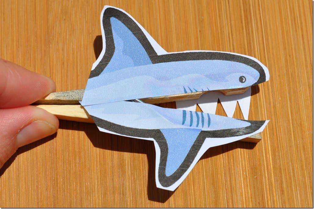 shark 3 open