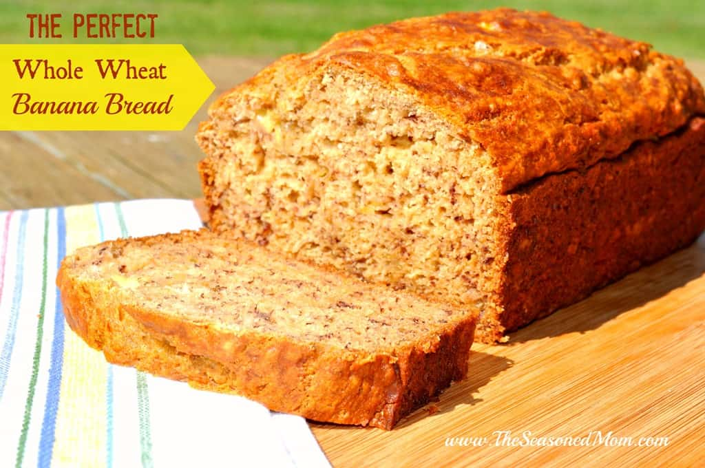 Summer Squash Breakfast Bread - The Seasoned Mom