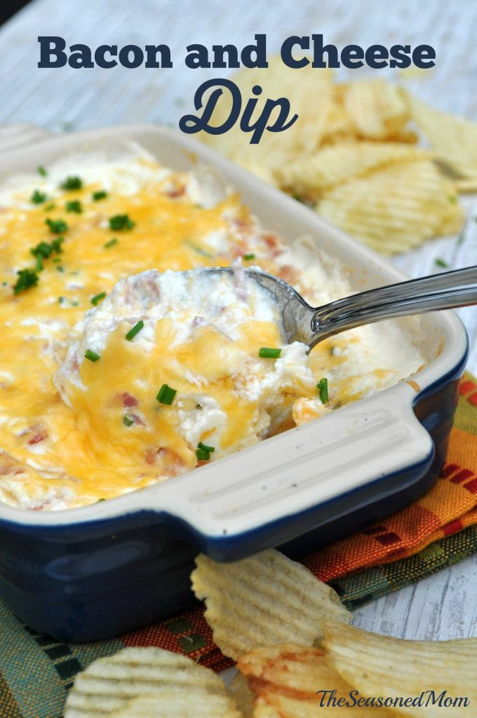 Bacon and Cheese Dip