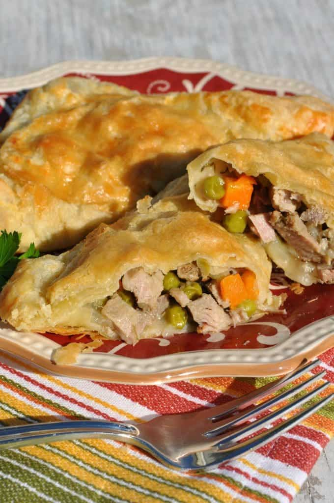 chicken pot pie pockets the seasoned mom