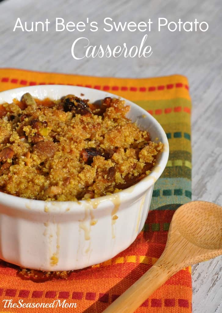 Aunt Bee's Sweet Potato Casserole 6