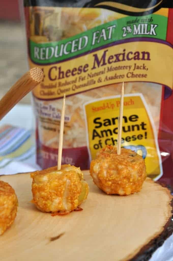 Healthy Chicken Taco Meatballs 4