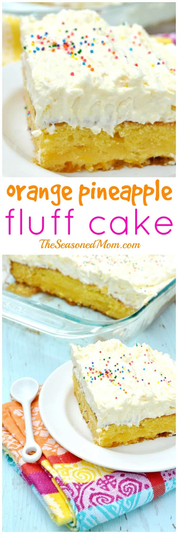 Orange Pineapple Cake