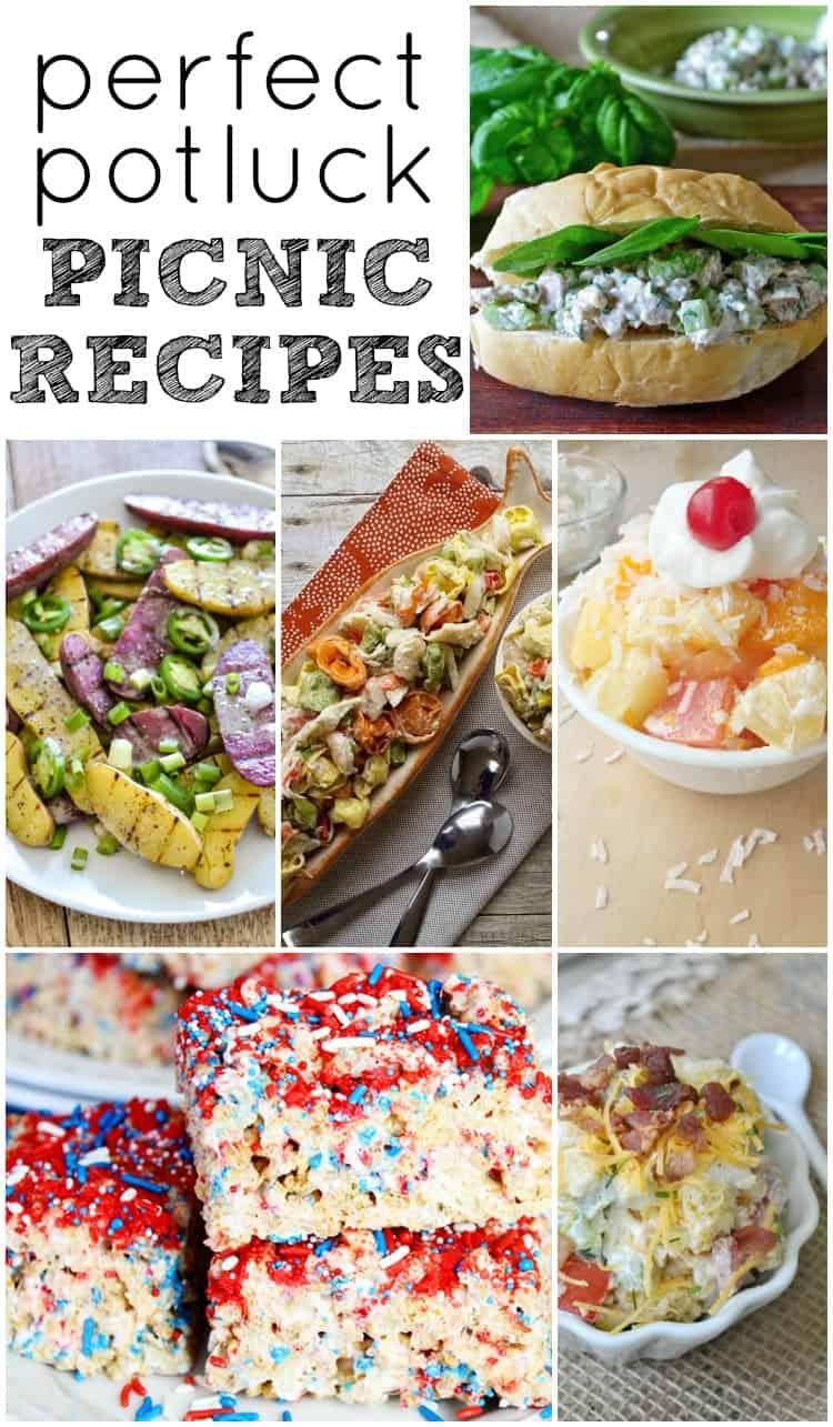 Potluck Picnic Recipes