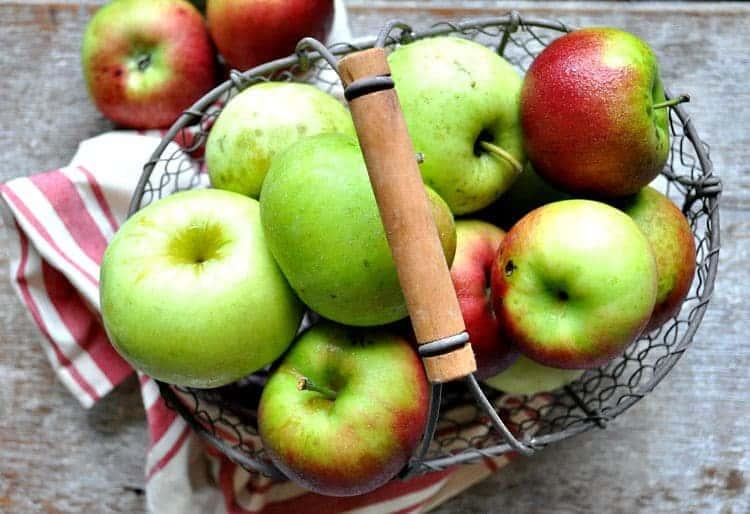 Apple Crisp Breakfast Parfait 11