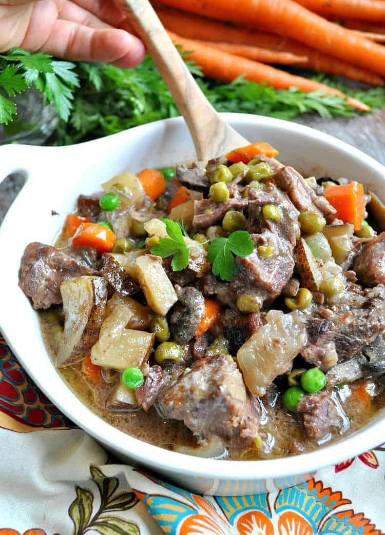 Dump and Bake Beef Stew 10