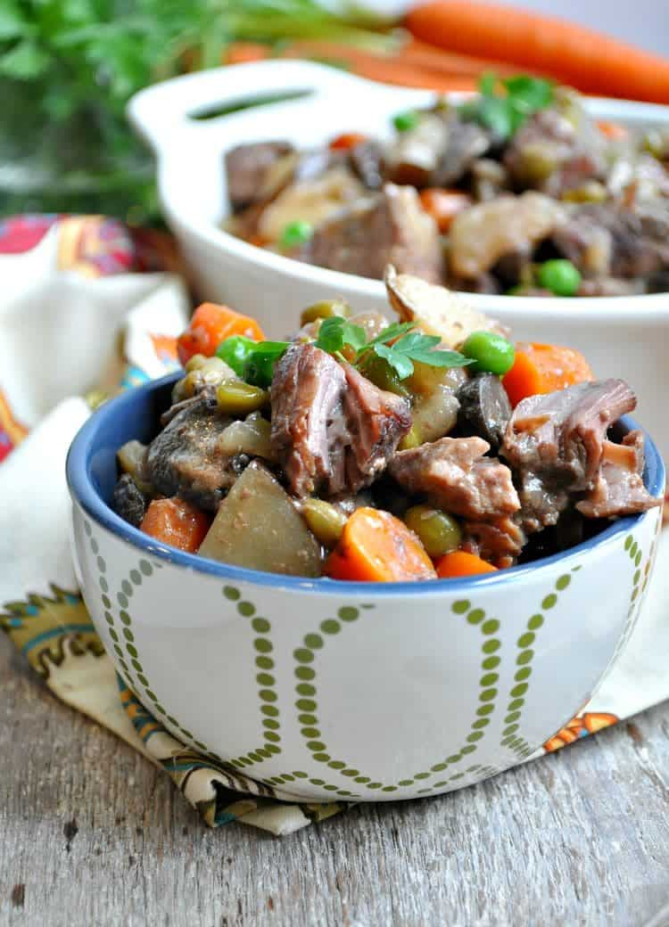 Dump and Bake Beef Stew 5