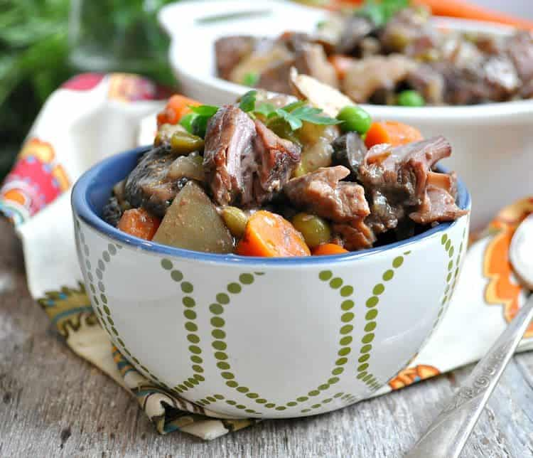 Dump and Bake Beef Stew 6