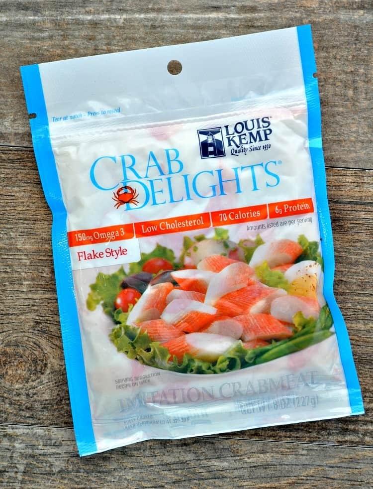 Louis Kemp Crab Delights