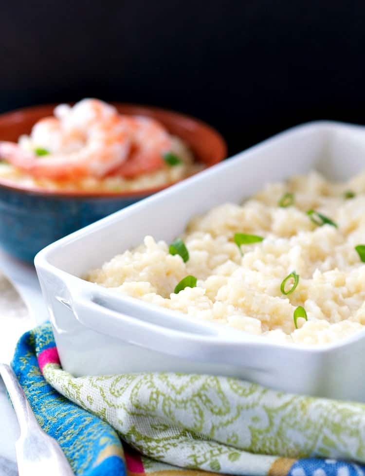 Easy Baked Champagne Risotto 6