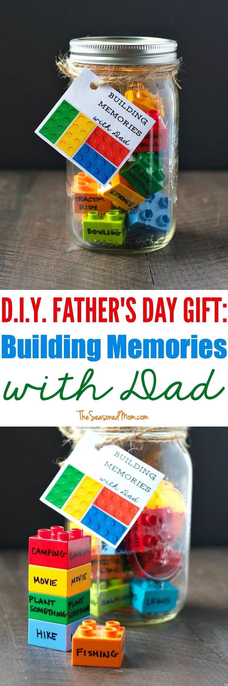 DIY Father's Day Gift: Building Memories with Dad - The ...