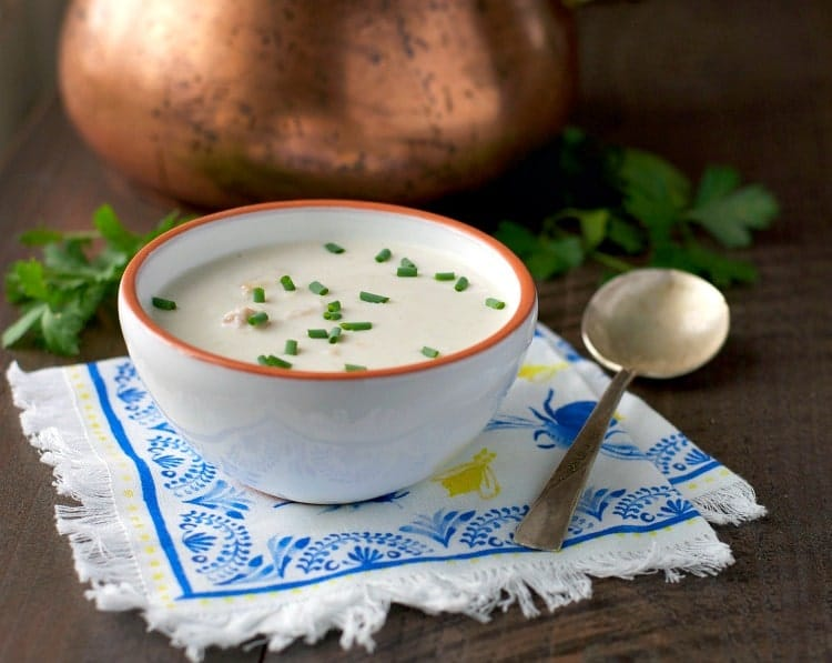 This 5-Minute Crab Bisque is a rich, creamy, and flavorful soup that's perfect for a special lunch or an easy family dinner!