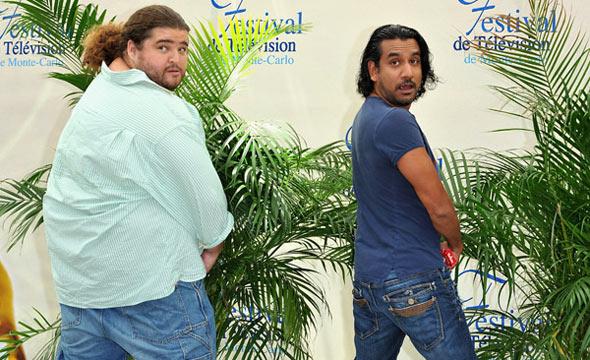 Sayid y Hugo... infraganti?