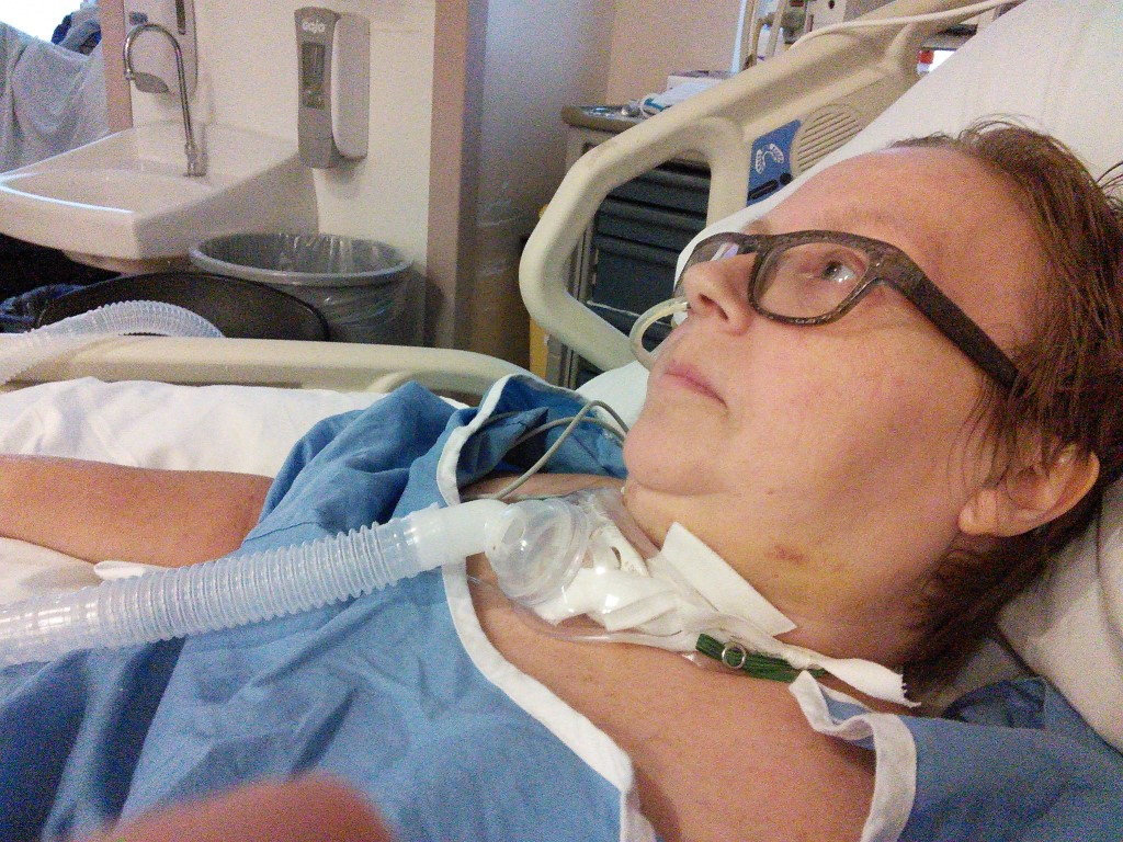 What It Is Like To Wean Off a Tracheostomy