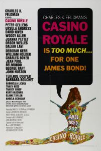casino royale end credits