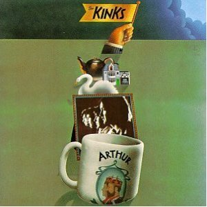 kinks arthur1