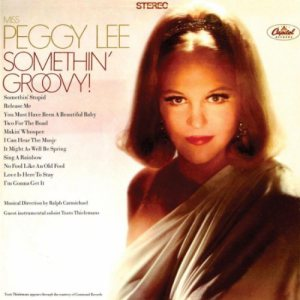 peggy lee groovy
