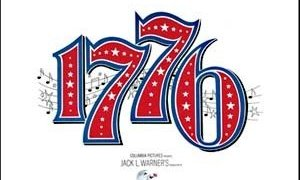 1776 soundtrack lp