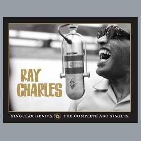 ray charles singles box