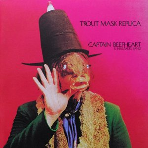captain beefheart trout mask