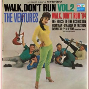ventures walk dont run 2