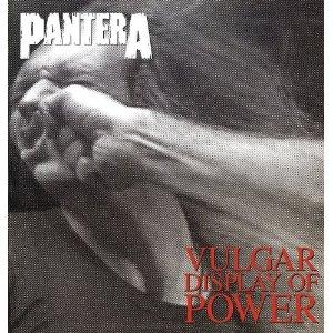 pantera vulgar display