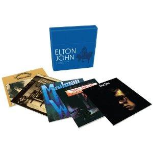 elton classic album selection